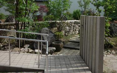 デザイン庭園